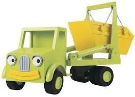 Bob Le Bricoleur Skip The Truck Planet Passions