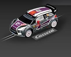 voiture de circuit carrera go citroen ds3 wrc planet passions. Black Bedroom Furniture Sets. Home Design Ideas