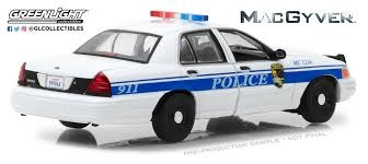 GREENLIGHT Ford Crown Victoria 2003 Police iINTERCEPTOR