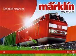 Marklin myworld train booking