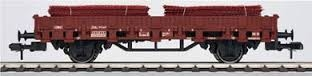 Wagon plat a ranchers DB ep III MARKLIN 1 Wagons