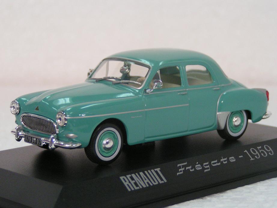 Renault Fregate 1959 Planet Passions