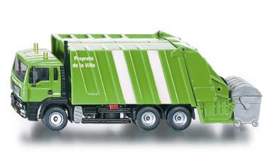 camion poubelle propret de paris planet passions. Black Bedroom Furniture Sets. Home Design Ideas