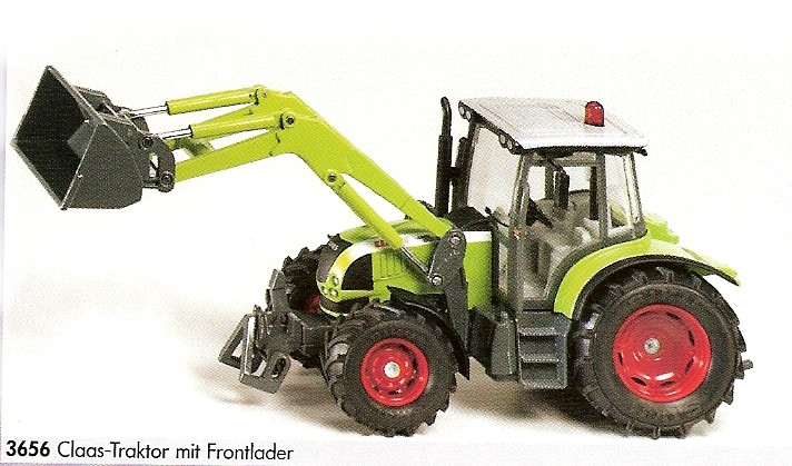 tracteur claas avec chargeur frontal planet passions. Black Bedroom Furniture Sets. Home Design Ideas
