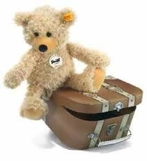 Ours Teddy dans sa valise Toys