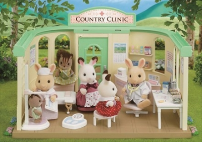 Cabinet medical SYLVANIAN Produit Video - home